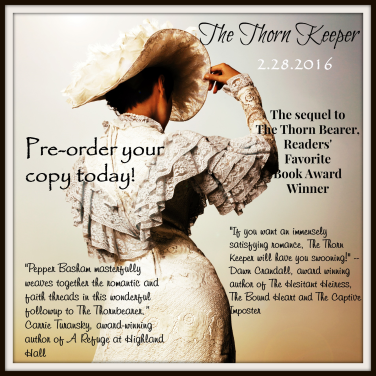 Thorn Keeper Review Quote