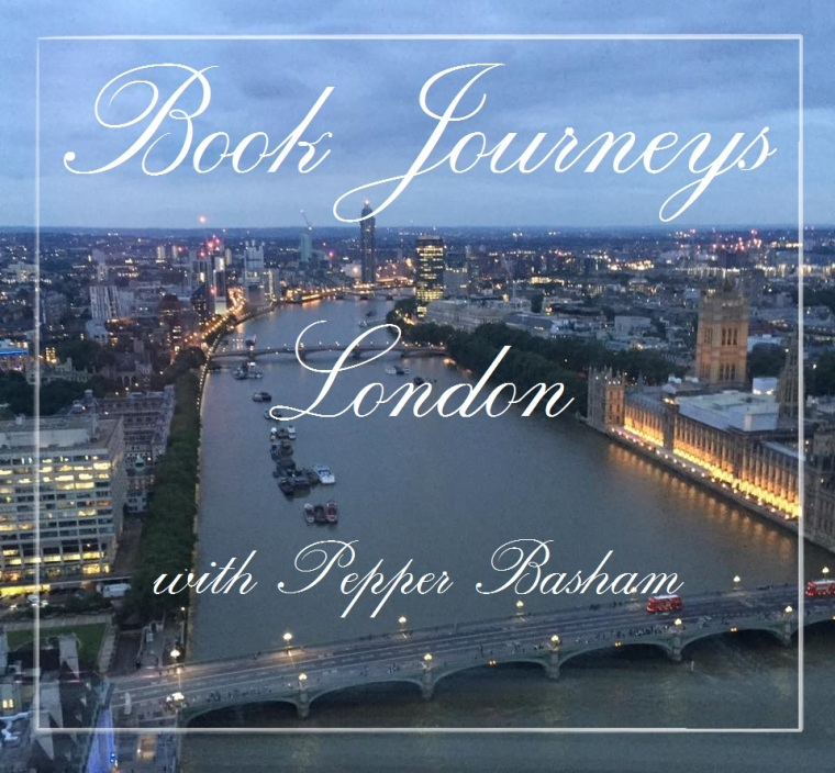 Book Journeys - London