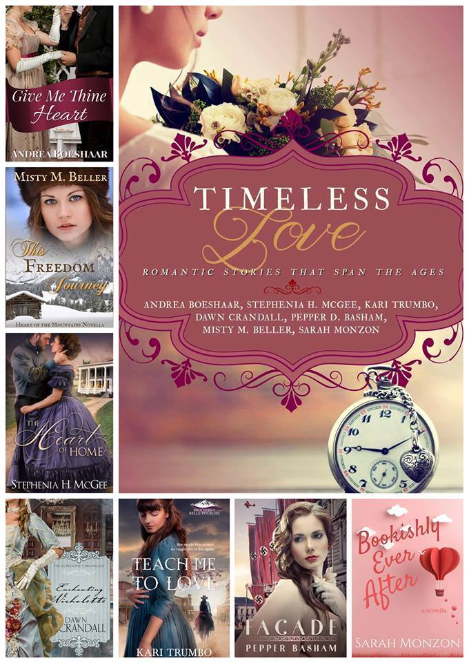 Timeless Love Covers