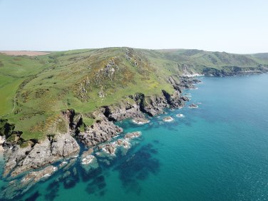 North Devon Cliffs 2